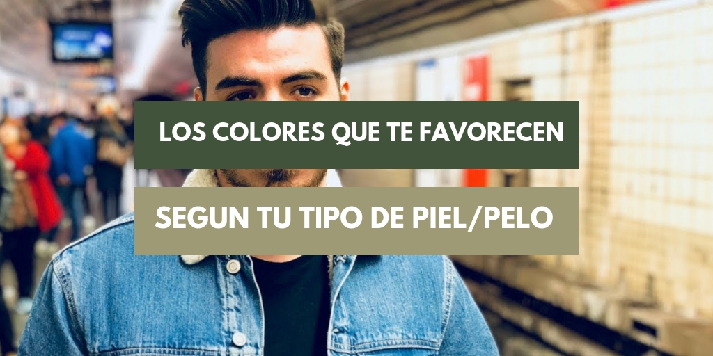 como elegir el color de tu ropa