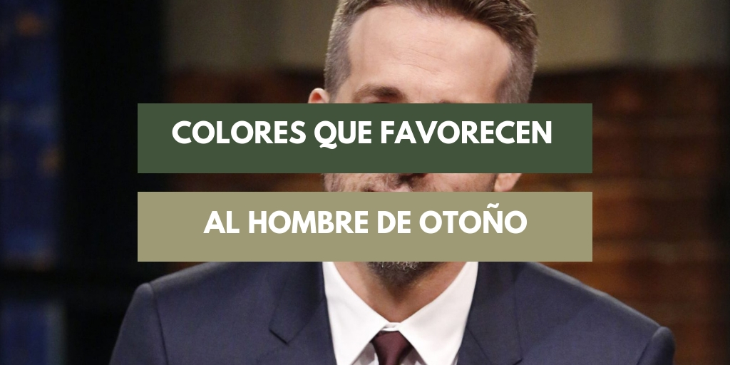 que colores favorecen al hombre pelirrojo