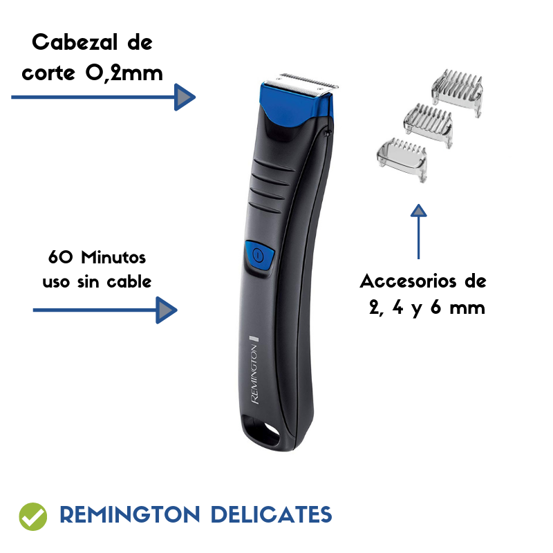 remington delicates opiniones